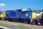 CSXT 1503, EMD GP15T, on CSXT at Pine Junction